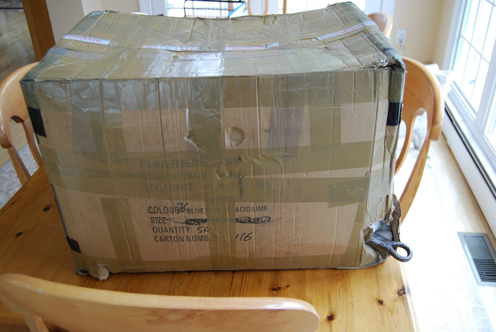 Shipping boxes I have known