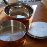 Interior finishes on stainless-lined pans