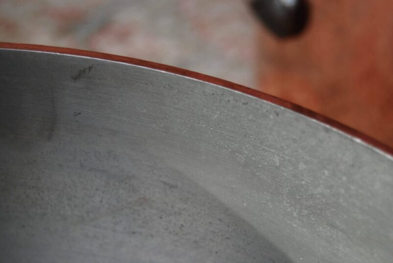 How to tell nickel from stainless