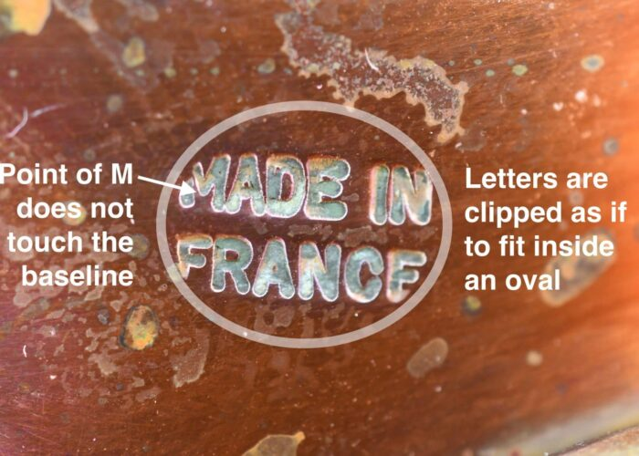 """Made in France"""