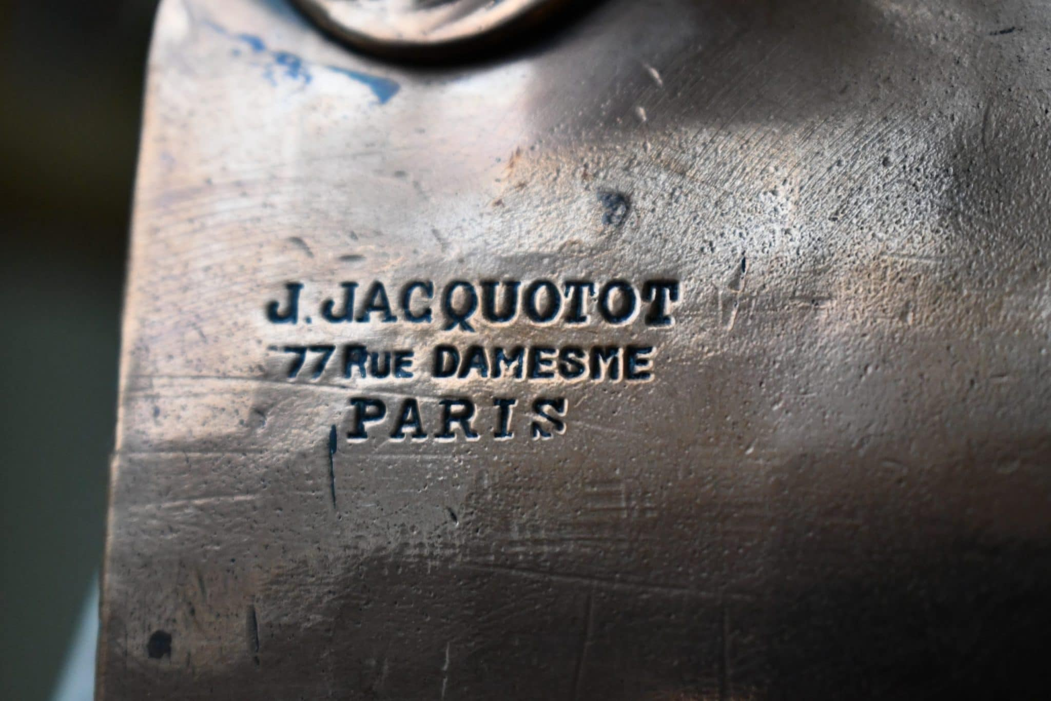Field guide to Jacquotot