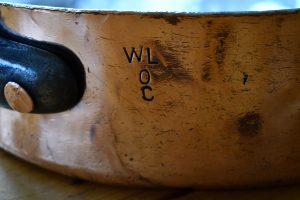 """43cm Wagons-Lits sauté, """"OC"""""""
