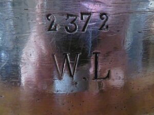 "Guest showcase: 38cm Dehillerin rondeau, ""WL 2372"""