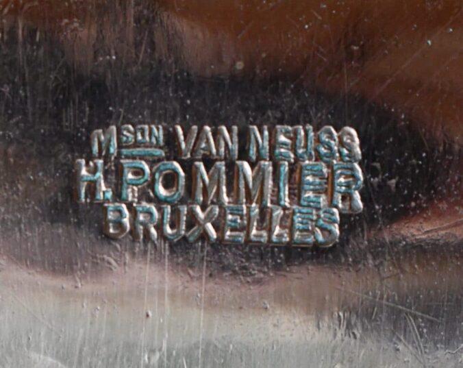 27cm Van Neuss-Pommier saucepan