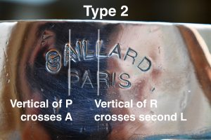 The Gaillard stamp controversy