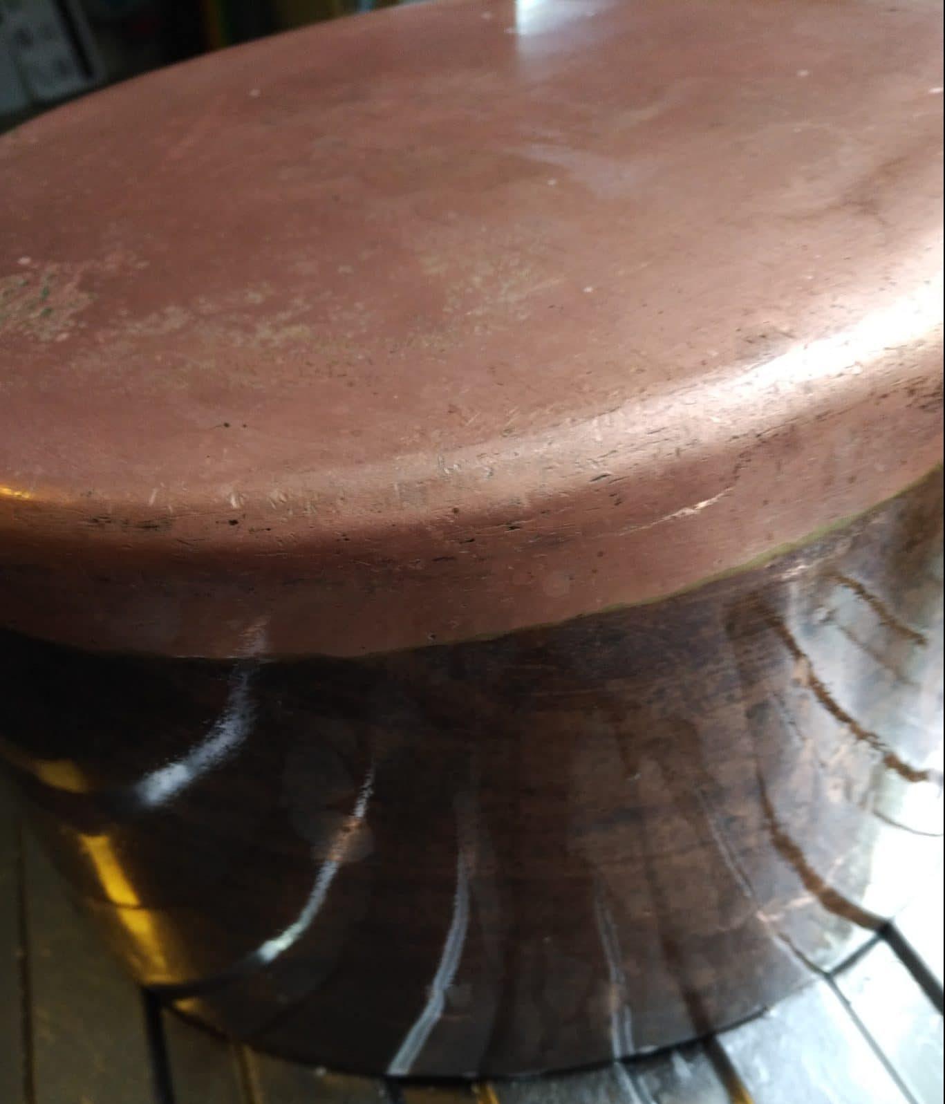 Guest post: Refurbishing a pot at home