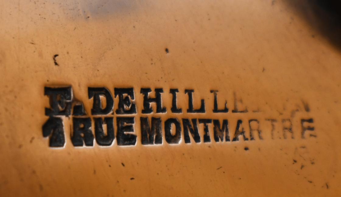 """23cm Dehillerin Windsor, """"1 Rue Montmartre"""""""