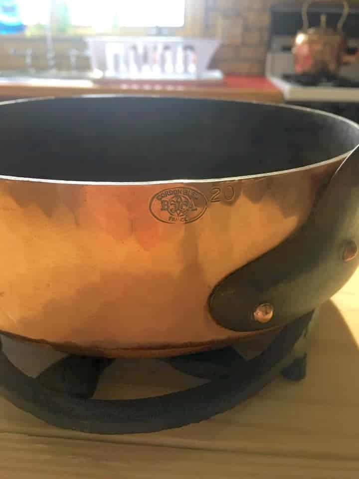 Guest post: 20cm BIA Cordon Bleu sauté pan