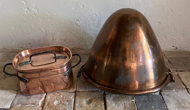 What is this conical pan?