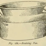 How it was made: High-top daubière